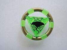 Lego Atlantis tesoro clave anillo key transparente verde 8059 8075 8076 8078