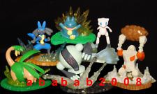 Bandai Pokemon Figure Battle gashapon Part.3 (full set of 6 figures)
