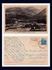 ITALY NOSSA PANORAMA CON VISTA DI PREMOLO 1950 TO FREDDIE GLAUDA BORGOFRANCO