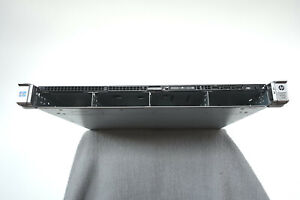 HP DL360p Gen8 4 X LFF, 2 X E5-2690, 32 GB, P420i-1GB-Batterie