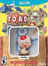 Captain Toad: Treasure Tracker (Nintendo Wii U, 2014) - Factory Sealed