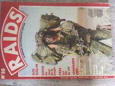 $$a Revue Raids N°35 Galia 88  Survie jungle  CNEC  Operation Dragon  Op Lucifer