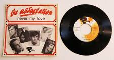 "THE ASSOCIATION : Never My Love / Requiem for the Masses 7"" 45 SP"