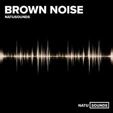 Brown Noise CD Relaxing Restful Sleep Aid Helps Stress Tinnitus & Crying Babies