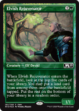 4x Elvish Rejuvenator - FNM Promo FOIL MTG Magic NM