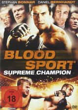 Blood Sport - Supreme Champion - DVD Action Boxen Gebraucht - gut
