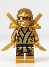 LEGO Ninjago minifig GOLDEN NINJA (LLOYD) Minifigure weapons 70503 70505
