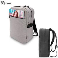 """for fit Apple macbook pro Air retina 13 15 17"""" laptop shoulder backpack bag case"""