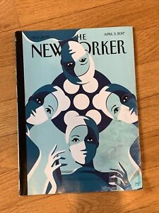 THE OPERATING THEATRE THE NEW YORKER MAGAZINE APRIL 3 2017
