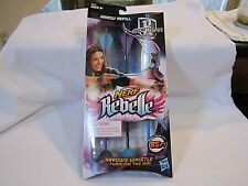 Nerf Rebelle Secrets & Spies Bow and Arrow Refill Pack 3 Arrows launch up to 85'