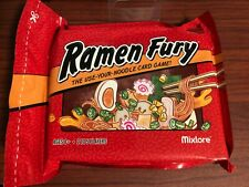 NEW RAMEN FURY NOODLE Family Card Game By Mixlore SEALED FREE SHIP