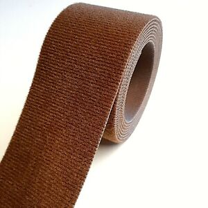"""VELCRO® BRAND SELF-GRIPPING ONE-WRAP® STRAP 2"""" X 2 YARDS -  BROWN"""