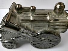 vintage cannon glass bottle AVON after shave decanter collectible