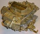 HOLLEY RECO 650 CFM VACUUM SECONDARY SPREADBORE ELECTRIC CHOKE CARBURETTOR CARB