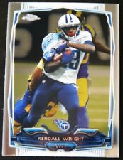 2014 Topps Chrome #19 Kendall Wright - NM-MT
