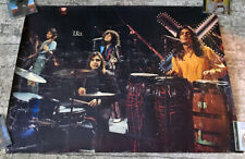 T.Rex poster Marc Bolan poster Original UK Vintage 1976 poster Huge Rarities RaR