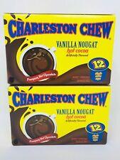 Charleston Chew Vanilla Nougat Hot Chocolate Single Serve Pods | 2 Pack, 24 Pods