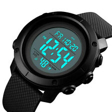Militar Reloj Deportivo Crono LED Digital Impermeable Reloj de pulsera
