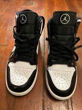 Nike Air Jordan 1 Mid SE ASW Carbon Fiber Size 10.5 Black White
