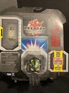 New BAKUGAN Battle Gear Airkor Gundalian Invaders Brand New Sealed