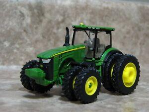 Ertl 1/64 John Deere 8320R Tractor Farm Toy Duals