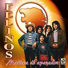Los Felinos Muneca De Aparador CD New Sealed
