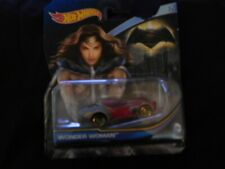 Hot Wheels Wonder Woman Car