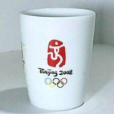 Bejing 2008 Olympic Shot Glass