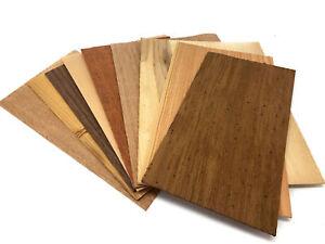 Starkfurnier Sägefurnier Holz Ahorn Maple Eiche Lärche Fichte Nussbaum Modellbau