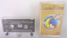 christmas synphony new age musicassetta italy 1997 musicassetta RARA