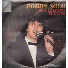 Bobby Solo Lp Vinile Una Lacrima Sul Viso / Ricordi ORL 8171 Sigillato