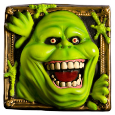 Ghostbusters II Slimer Wall Decoration Ghost Movie Decor 2 Hanging Sign