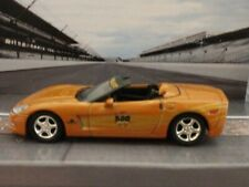 2007 CHEVY CORVETTE INDIANAPOLIS 500 PACE CAR ADULT COLLECTIBLE LIMITED EDITION