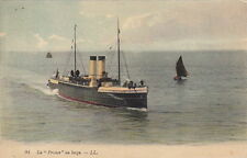 French Pre - 1914 Collectable Sea Transportation Postcards