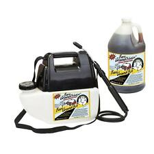 Bare Ground Battery Powered with Liquid Calcium Chloride Ice Melt Sprayer 1Gal.