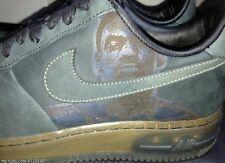 """Nike Air Force 1 Supreme '07 (Lebron) """"New Six"""" 315094-001 Galaxy  X Cork"""