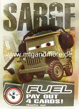 Cars 2 TCG - Sarge - Foil