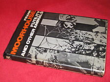 FUTILITY And Other ANIMALS  Frank Moorhouse 1969 HbDj Seminal work Post War fict