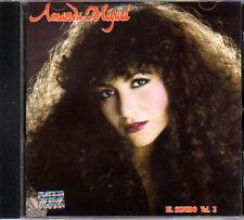 AMANDA MIGUEL El Sonido Volumen 2 CD NEW 2009 ORIGINAL Reedition Discos Melody