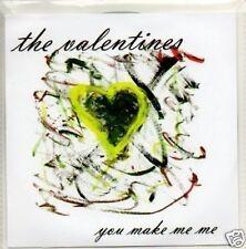 (890T) The Valentines, You Make Me Me - DJ CD