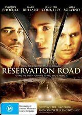 Reservation Road (DVD, 2012) Region 4 - Joaquin Phoenix, Mark Ruffalo
