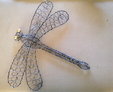 Balinese New Metal Wire Dragonfly Wall Ornament Large 45cm from Bali