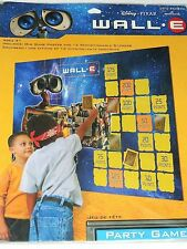 NEW ~WALL.E~ DISNEY PIXAR PARTY GAME PARTY BIRTHDAY, CHILD HALLMARK  SUPPLIES