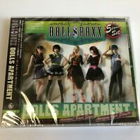 Doll$Boxx Dolls Apartment Japan CD Free Shipping