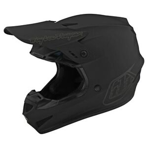 Troy Lee Designs 2020 GP Helmet Beta Mono Black All Sizes