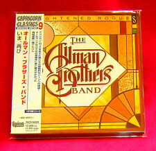 Allman Brothers Enlightened Rogues JAPAN MINI LP CD PHCR-94009