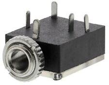 Decelect Forgos 3.5 mm PCB Mount Stereo Jack Socket