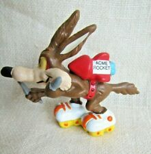 VTG 1990 Looney Tunes Applause - WILEY COYOTE SHELL GAS PROMO