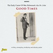 Mac Rebennack - Early Career: Good Times [New CD] UK - Import