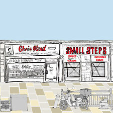 CHRIS READ - SMALL STEPS (CD) HIP HOP SOUL BEATS BREAKIN BREAD